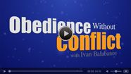 Obedience w/o Conflict Video 4- The Motion Exercises, Recall and Send-Away (Subtitled)