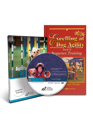 Sequence Training DVD and Book Combo with Jane Simmons Moake
