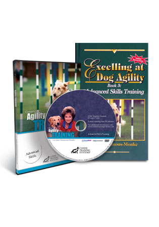 Advanced Skills Training DVD and Book Combo with Jane Simmons Moake