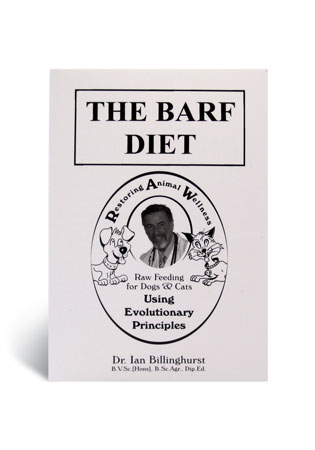 The Barf Diet - A Book by Dr. Ian Billinghurst