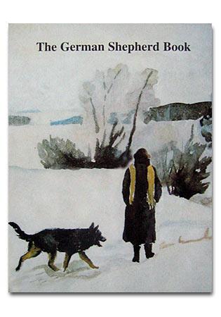 The German Shepherd Book In Books