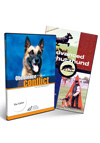 Obedience w/o Conflict 2- The Game (DVD)/ Adv. Schutzhund (book) Combo