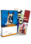 Obedience w/o Conflict 1 & 2 DVD's/ Adv. Schutzhund (book) Combo