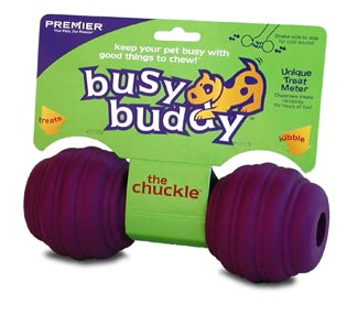 Busy Buddy- The Chuckle
