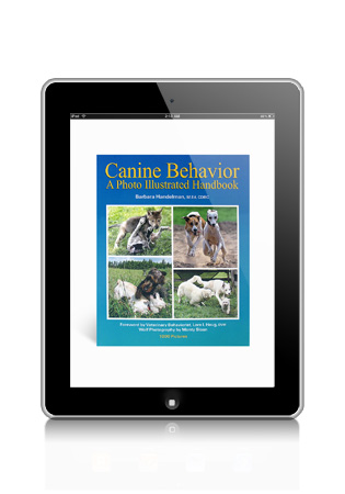 Canine Behavior- A Photo Illustrated Handbook by Barbara Handelman, M.Ed., CDBC eBook