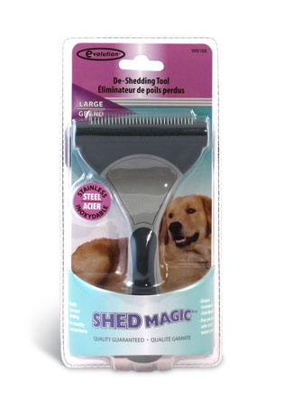 Evolution Shed Magic De-Shedding Tool for Dogs