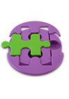 The Jigsaw Glider Dog Toy Puzzle