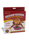 The Jigsaw Glider Dog Toy Puzzle Game