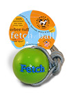 The Orbee Tuff Fetch. Ball Green