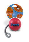 The Orbee Tuff Fetch. Ball Pink