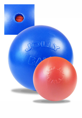 The Push-n-Play Ball