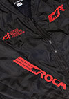 Roca Trial Jacket Logos