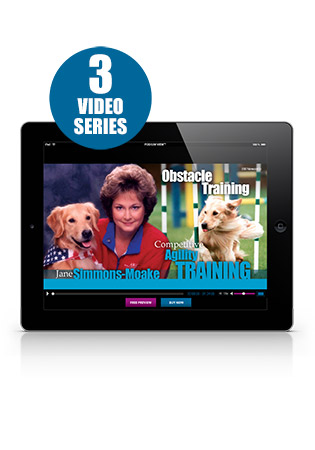 Competitive Agility Training with Jane Simmons-Moake Video Set Streaming (English)