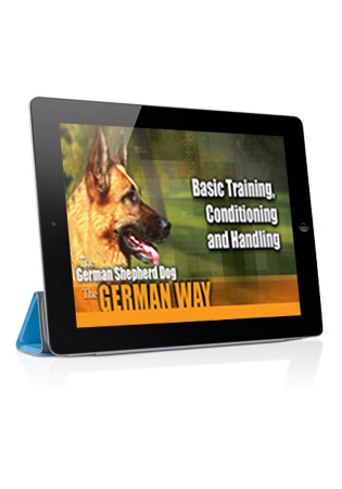 The German Shepherd Dog the German Way Video 3- Basic Training, Conditioning and Handling with Ricardo Carbajal Streaming