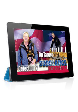 On Target- Training Substance Detector Dogs- Detection 2 Streaming
