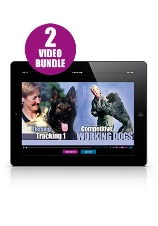 The Foundations of Competitive Working Dogs Tracking Video Set Streaming