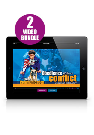 Obedience without Conflict with Ivan Balabanov Video 1 & 2 Set Streaming (English)