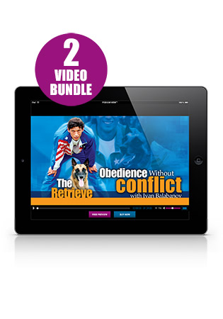 Obedience without Conflict with Ivan Balabanov Video 3 & 4 Set Streaming