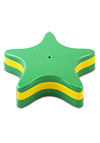 The Star Spinner Dog Toy Puzzle