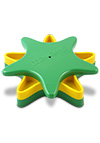 The Star Spinner Puzzle