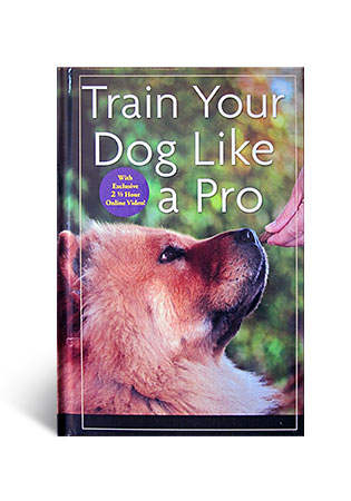 Train Your Dog Like a Pro - A Book by Jean Donaldson