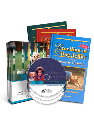 Competitive Agility Series/Book Set with Jane Simmons Moake