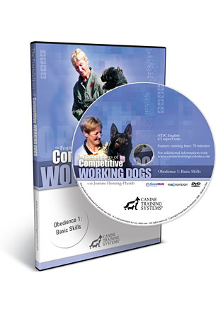 The Foundations of Competitive Working Dogs Obedience 1- Basic Skills