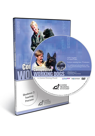 The Foundations of Competitive Working Dogs Obedience 2- Teaching Precision