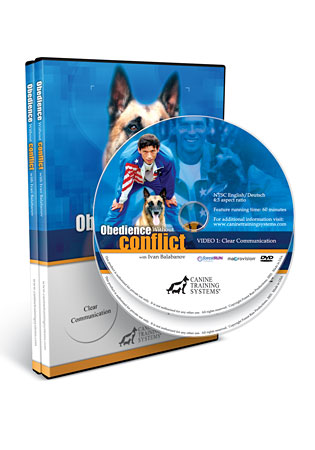 Obedience without Conflict DVD 1 & 2 Set