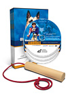 Obedience without Conflict DVD 1, 2 & 3 Retrieve Dowel Set
