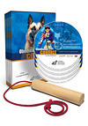 Obedience without Conflict DVD 1, 2, 3 & 4 Retrieve Dowel Set