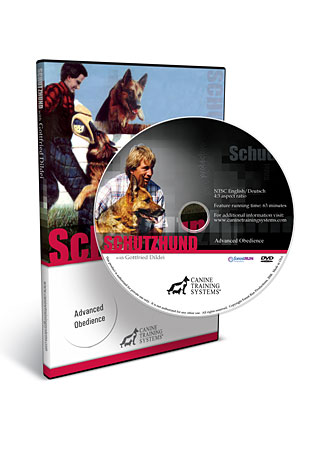 Schutzhund with Gottfried Dildei-  Advanced Obedience
