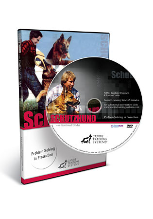 Schutzhund with Gottfried Dildei-  Problem Solving in Protection