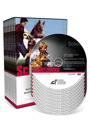 Schutzhund with Gottfried Dildei- The Series
