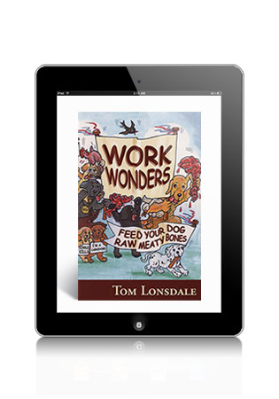 Work Wonders- Feed Your Dog Raw Meaty Bones by Tom Lonsdale eBook